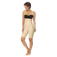 Marena Recovery SFBHS2 Thigh-Length Girdle w/ High-Back-Step 2